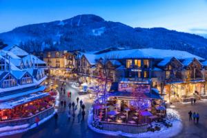 Ski in Canada - Ebony Companion & Date
