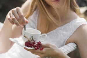 David's Tea With Ebony Escort
